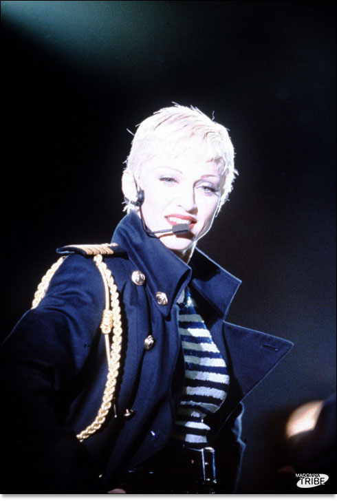 The Girlie Show 14 Years Ago Today Madonnatribe Decade