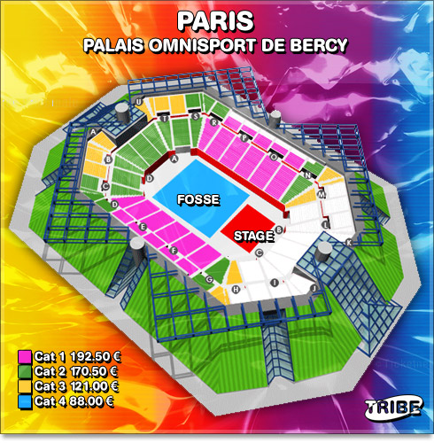 madonna a Bercy le 9 juillet. - Page 2 Bercy_502