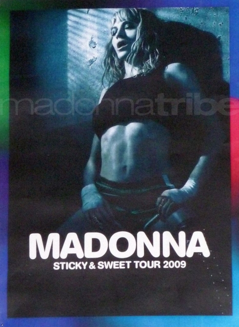 Sticky & Sweet Tour, Tonight ! dans Rencontre programme_2009_502
