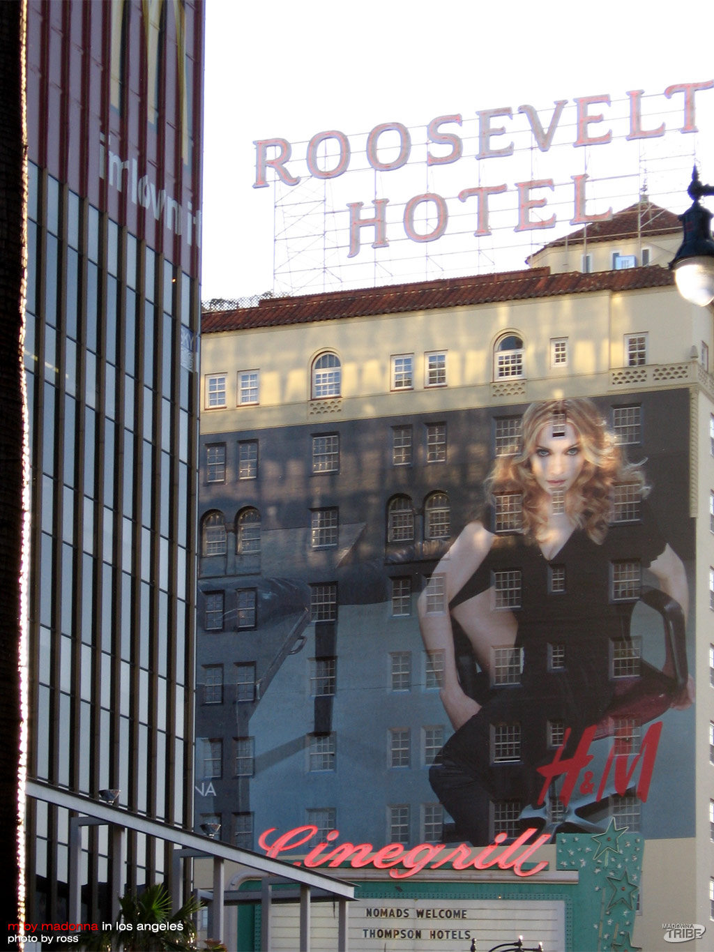 Larger Than Life Part Iii Hollywood Blvd Madonnatribe Decade