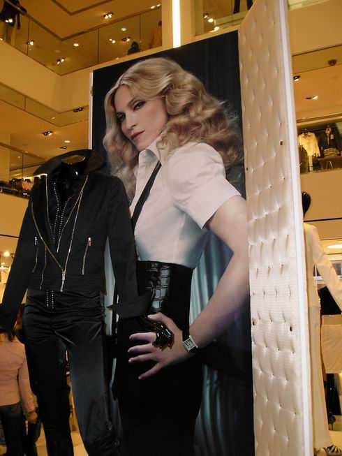 M by Madonna for H&M
