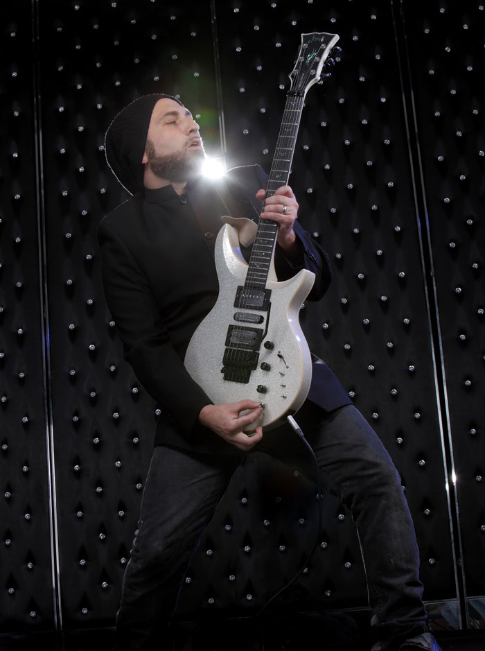 MadonnaTribe meets Monte Pittman