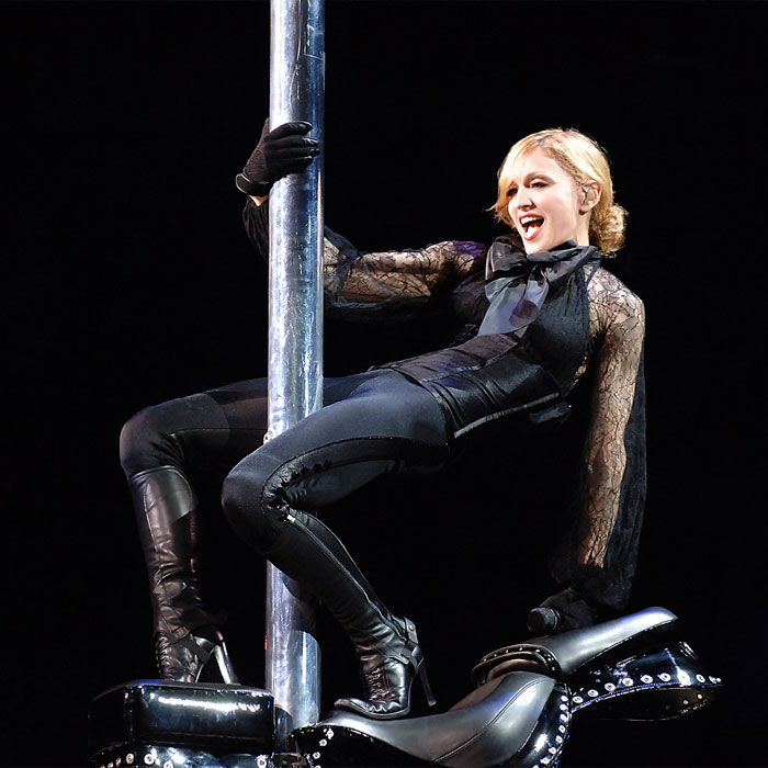Like A Virgin - Confessions Tour